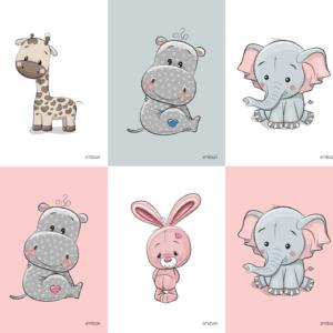 blog design plakater børneplakater