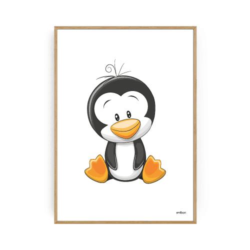 pingvin plakat