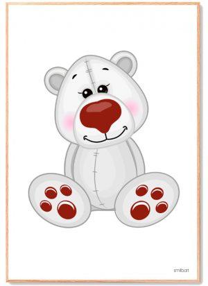Isbjørn-Plakat-Børn 2