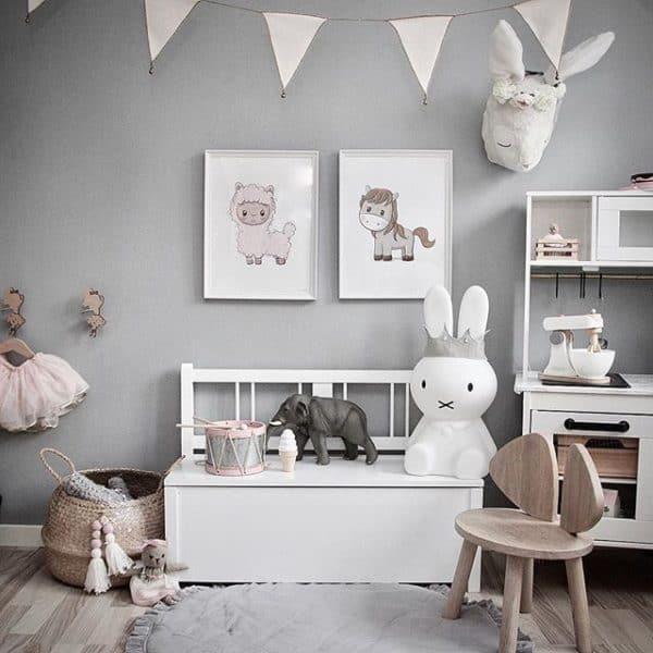 søde børneplakater til børneværelset