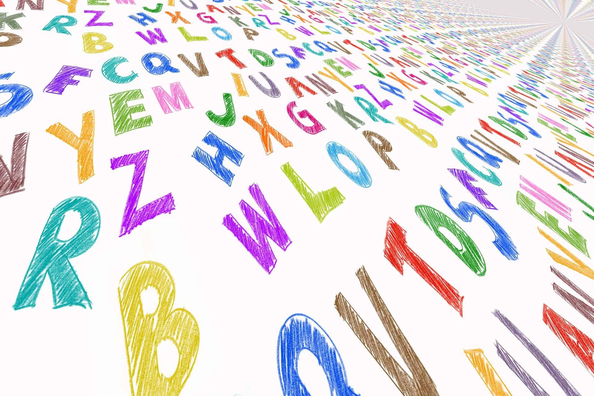 sådan lærer dit barn alfabetet