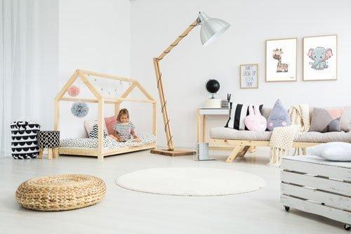 indretning af børneværelset