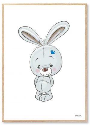 Kanin Børneplakater