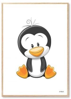 Pingvin Børneplakater