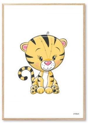 Tiger Børneplakater