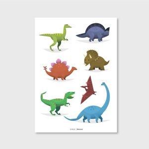 Dinosaur Plakat