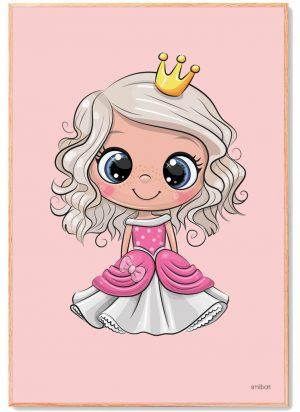 Prinsesse Plakat