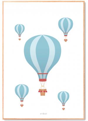 Luftballoner Plakat